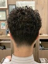 ネオヘアー 曳舟店(NEO Hair)ツーブロワイルドパーマ(曳舟)