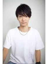 ヘアーサロンアンク(hair salon anc)山下 真吾