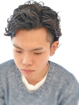 ヒステリック(Hysteric)の写真/《カット+爽快スパ¥6480》で頭皮ケア始めませんか?アロマの心地良い香りと共に、健康的な髪づくりを…♪