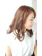 ルシア(Rucia)ふんわり巻き髪