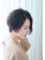 ウィルゴ(VIRGO)【VIRGO】橋元リョウイチ 横顔も美人になれるアシメショート