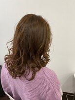 ヘアーアンドメイク ジズー(hair&make zizou)[ハイライト・ベージュ]