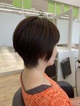 マシェリーシュシュ(hair&care ma cherie chou chou)時短×ショートスタイル