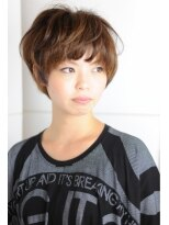 サウンドヘアデザイン(sound hair design) ★soundhairdesign★veryshort_