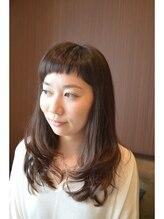 アルー ヘアデザイン 仁川店(aluu hair design)ゆるふわロング