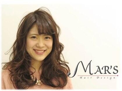 マーズ ヘア デザイン(MAR'S hair design)の写真