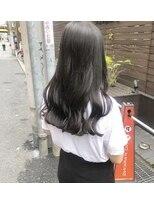 艶blueblack × ヨシンモリ