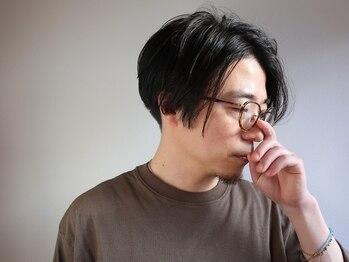 ツイギー 宮西店(TWiGGY)の写真/【21:00まで営業】デキる男はON/OFFのスイッチ切り換えが上手!スタイリングで表情を変える万能スタイル