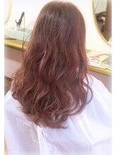 エス ヘア&ヒーリング(S hair&healing)【 THROWカラー 】 ベビーピンクグラデーション