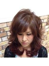 サクラヘアー 網干店(SAKURA Hair)ワイルドバイオレット