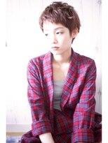 【mighty hair】 外国人風*ショート*[052-262-4162]