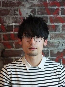 ルーツ 船橋北口店(Roots)カジュアルマッシュショート