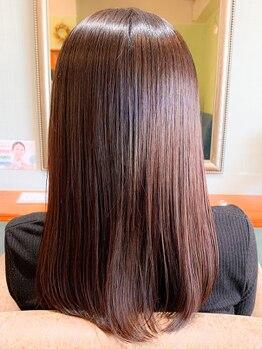 """アトレ(attrait)の写真/豊富な知識を持つ【ケアアドバイザー】が担当!髪本来の美しさへ導く""""Amatora トリートメント""""で髪質改善♪"""