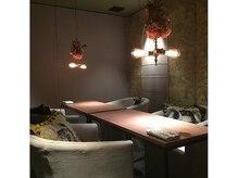 ロマ(ROMA)の雰囲気(◆Nail Room◆ かわいいねずみちゃんがお出迎え♪)