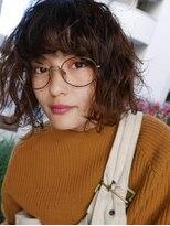 ブロック ジャポン(bloc japon)エアリー感のあるフレンチカジュアルボブ・簡単スタイリング