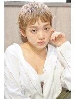 【roi】sakamoto high tone short style
