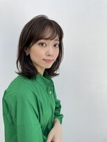 ジョエミバイアンアミ(joemi by Un ami)【joemi】大人きれいなラフボブスタイル(小倉太郎)