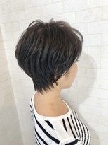 アルマヘア(Alma hair)マニッシュ★ショートヘア