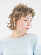 アース 鹿児島天文館店(HAIR&MAKE EARTH)ゆる☆ふわ☆キュートなショートスタイル☆(鹿児島天文館店)