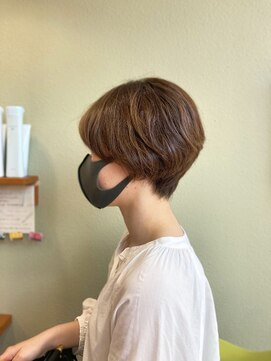 ライフヘアデザイン(Life hair design)大人女子ショート