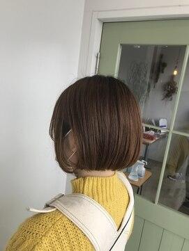 ヘアー スペース オフ(Hair Space Off)ミニボブ