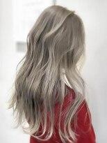 オーブ ヘアー エラ 赤江店(AUBE HAIR era)【AUBE HAIR】ホワイティベージュ_ウェーブパーマ
