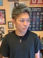 オムヘアーフォー(HOMME HAIR 4) 刈り上げsummer short 【HOMME HAIR4 熊田】