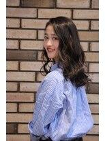 バルベストーキョー(BARBES TOKYO)【BERBES 和泉佳奈】ツヤ髪ナチュラルヘア