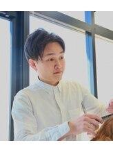 ティス ナカ(HAIR CREATIVE SALON Tiss NAKA)小野 翔太