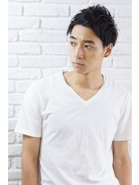 【uta*(ウタ)天王寺】男前×ショート×簡単スタイリング