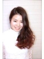 オカヘアー2(OKAHAIR2)ナチュラルグラデーション×ベリーピンク★