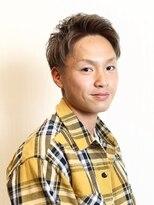 ヘアークリニック ラクシア 石巻(Hair Clinic LAXIA Ishinomaki)束感ツーブロックショート