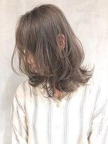 アルバム シブヤ(ALBUM SHIBUYA)ホワイトパールレイヤーカット_スパイラル_ba198262