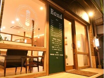バーバーショップ ボンド(Barber Shop Bond)の写真