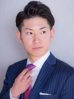 タイコーカン(TAIKOKAN Men's Hair Salon)の写真/【カット¥4460】南新宿ビジネスマン必見の隠れ家サロン。美容スタイル~バーバースタイルまで幅広くご提案