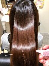 業界で話題の【最先端の美容機器】と【髪質改善・TOKIOトリートメント】で叶える極上のツヤと手触り♪