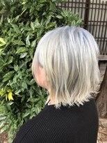 コレット ヘアー 大通(Colette hair)☆ホワイトカラー☆