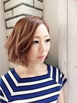 クッキー ヘアーアンドメイク(COOKIE Hair&Make)【COOKIE】simple bob