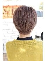 ジップヘアー(ZipHair)Zip Hair ★ハイトーンショート★