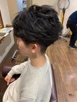 ヘアールーム モテナ(hair room motena)ニュアンスパーマ【日暮里駅motena美容室】