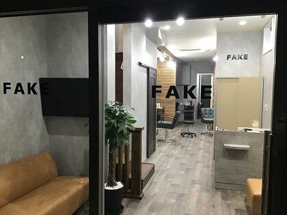 美容室フェイク(FAKE)の写真