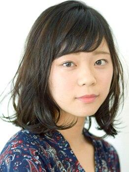 """エミュー 古河店(emu)の写真/≪似合わせカットなら""""emu""""≫計算されたカットでサロン帰りの満足感長続き◎イメージ通りの髪を叶えます"""