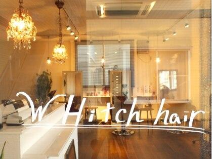 ダブル ヒッチ ヘア(W Hitch hair)の写真