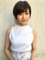 マグノリア オモテサンドウ(MAGNOLiA Omotesando)ハンサムガールショート・・・担当KAYO