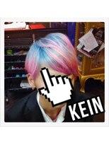 ケイン 広小路店(KEIN)K-POP風ツートンマニキュアカラー