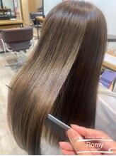 【髪質改善】Romy(ロミー)高円寺でツヤ髪・美髪になれる理由♪/Aujuaオージュア正規店