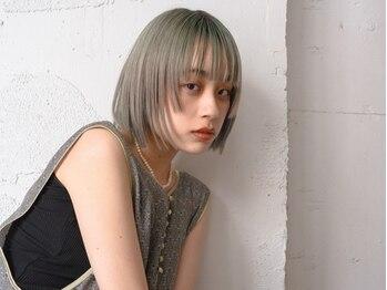 マーケット(MARKET)の写真/【Aujua/リボーン/オラプレックスなど人気のトリートメントをご用意】様々な髪のダメージ/クセに対応◎