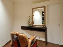 ココロヘアー(COCORO HAIR)の雰囲気(個室あり☆贅沢なサロンタイムを過ごせます。)