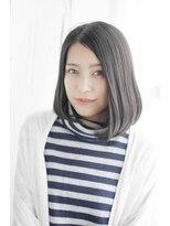 美髪黒髪着物イルミナカラーヘルシーレイヤーデジタルパーマ/004