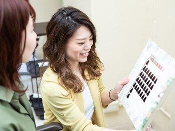 サクラ チョキチョキ(SAKULA CHOKI choki)の写真/お一人おひとりの髪質やダメージに合わせ、日頃どんなお手入れをしたらいいのかを的確にアドバイス☆
